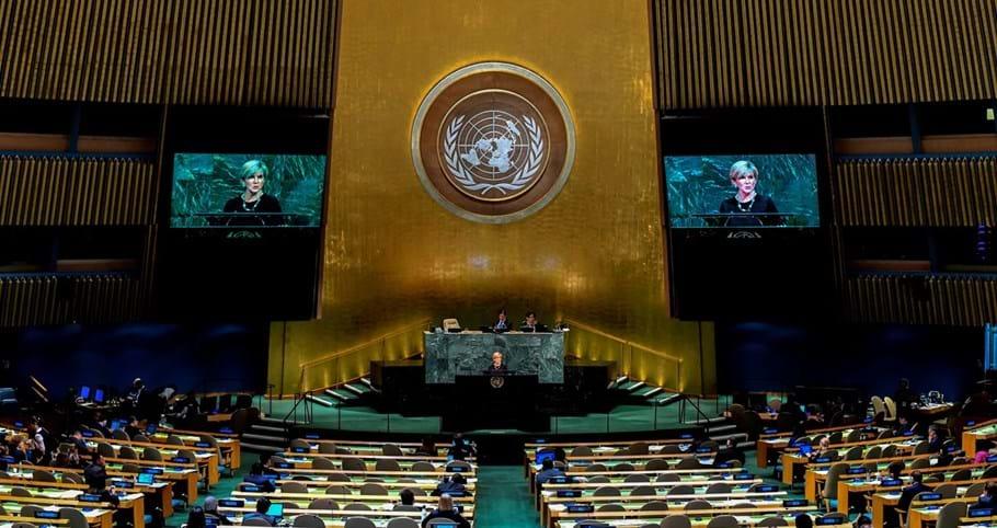 ONU permitiu abusos sexuais nos seus escritórios em todo o mundo